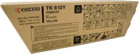 Kyocera Toner TK-810Y yellow (370PC3KL)