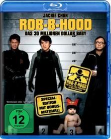 Rob-B-Hood (Blu-ray)