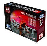 Sapphire The Beast All-In-Wonder Radeon 9000 Pro, 64MB DDR, DVI, VIVO, TV-tuner, AGP [275/275]