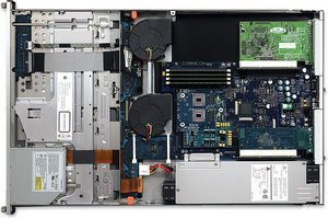 Apple XServe G4, 1.33GHz DP [verschiedene Modelle]