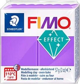 Staedtler Fimo Effect 57g transparent lila (8020604)