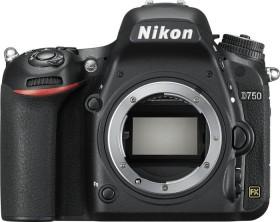 Nikon D750 mit Objektiv Fremdhersteller