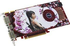 ASUS EAH4850/HTDI/512M ATI-Design, Radeon HD 4850, 512MB DDR3, 2x DVI, wyjście TV(90-C3CGG0-J0UAY00T)