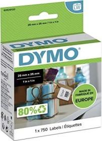 Dymo LabelWriter Etiketten ablösbar 25x25mm, weiß, 1 Rolle (S0929120)