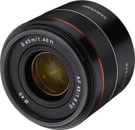 Samyang AF 45mm 1.8 FE for Sony E (22803)