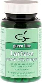 11A Nutritheke Lactase 4000 FCC Enzym Kapseln, 100 Stück