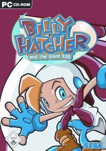 Billy Hatcher and the Giant Egg (englisch) (PC)