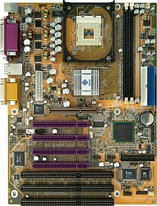 Soyo SY-P4I845PEISA, i845PE [PC-2700 DDR]