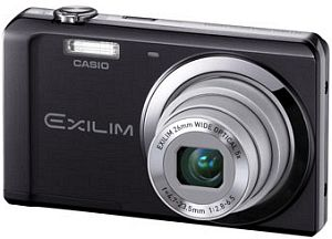 Casio Exilim EX-ZS5 black
