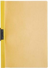 Durable Duraclip 60 Klemm-Mappe A4, gelb (220904)