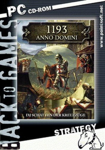 1193 Anno Domini - Im Schatten der Kreuzzüge (deutsch) (PC) -- via Amazon Partnerprogramm