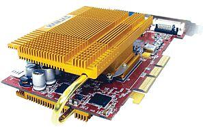 Zalman ZM80A-HP chłodzenie karty graficznej