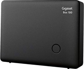Gigaset Box 100 base black (S30852-H2818-B101)