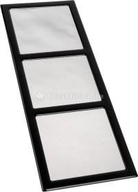 DEMCiflex dust filter for Fractal Design Meshify C, front (1033)