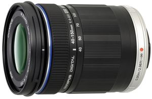 Olympus lens M.Zuiko digital ED 40-150mm 4.0-5.6 black (N4279492)