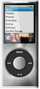 Belkin Remix-metalic case for iPod nano 4G silver (F8Z381eaSLV)