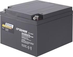 Conrad Energy lead acid battery 250226 24Ah