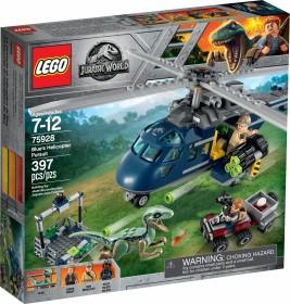 LEGO Jurassic World - Blue's Hubschrauber-Verfolgungsjagd (75928)
