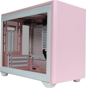 Cooler Master MasterBox NR200P colour Edition, Flamingo Pink, glass window, Mini-ITX (MCB-NR200P-QCNN-S00)
