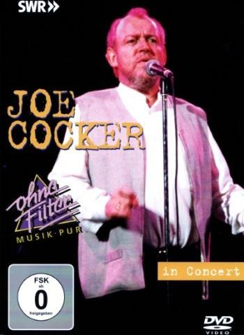 Joe Cocker - In Concert -- via Amazon Partnerprogramm