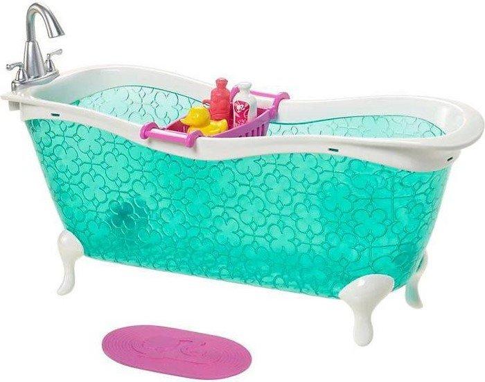 Mattel Barbie Möbel Badezimmer (CFG69)