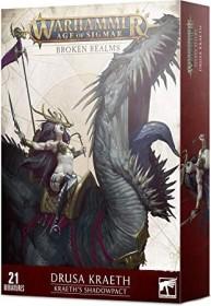 Games Workshop Warhammer Age of Sigmar - Cities of Sigmar - Broken Realms: Drusa Kraeth - Kraeth's Shadowpact (99120212027)