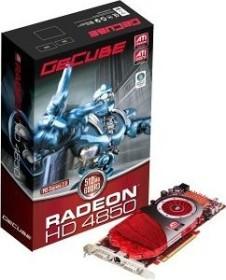 GeCube Radeon HD 4850, 512MB DDR3 (GC-HD485PG3-E3)