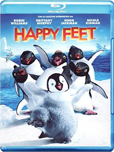 Happy Feet (Blu-ray) (UK) -- via Amazon Partnerprogramm