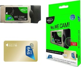 SmardTV SmarCAM tivusat inkl. TivuSat Smartkarte