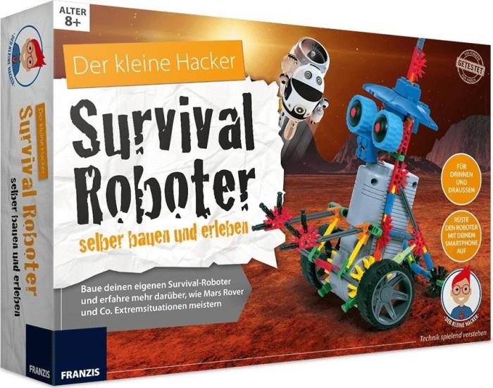 Franzis Der kleine Hacker - Survival Roboter selber bauen und erleben