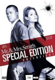 Mr. & Mrs. Smith (Special Editions) (DVD)