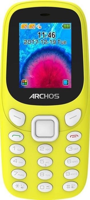 Archos Core 18F gelb