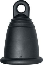 Me Luna Classic Ring Größe M Menstruationstasse schwarz (YC-7502-0015)