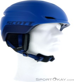 Scott Chase 2 Plus Helm skydive blue (271753-6447)