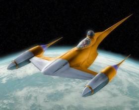 Revell Star Wars Naboo Starfighter (03611)