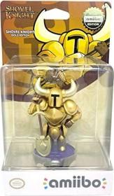 Nintendo amiibo figure Shovel Knight Collection Shovel Knight gold (switch/WiiU/3DS)