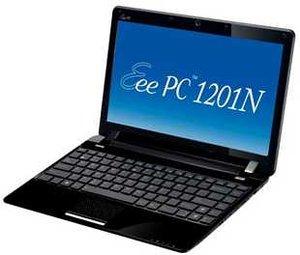ASUS Eee PC 1201NL-BLK002X, PL (90OA2AB21114431K62EQ)