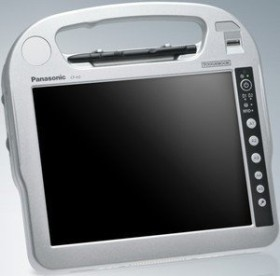 Panasonic Toughbook CF-H2 Field, Core i5-2557M, 160GB HDD, UMTS, Webcam, Barcodescanner (CF-H2ASAHEF3)