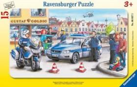 Ravensburger Puzzle Einsatz der Polizei (06037)