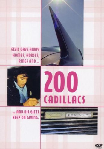 200 Cadillacs -- via Amazon Partnerprogramm