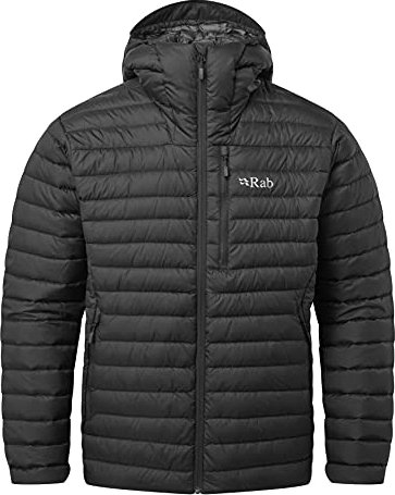 Rab Microlight Alpine Jacket black (men) starting from £ 142.04 ... 54a77e2865