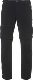 VauDe Farley Stretch T-Zip II Hose lang schwarz (Herren) (04575-010)