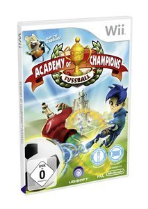 Academy of Champions (German) (Wii)