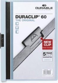 Durable Duraclip 60 Klemm-Mappe A4, blau (220906)