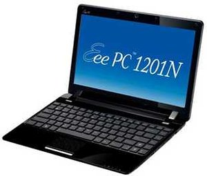 ASUS Eee PC 1201NL-SIV002X, UK (90OA2AB21114431K62EQ)