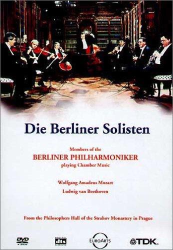 Die Berliner Solisten spielen Beethoven und Mozart -- via Amazon Partnerprogramm