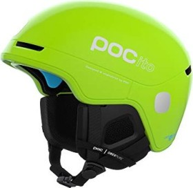 POC POCito Obex SPIN Helm fluorescent yellow/green (Junior) (10468-8234)