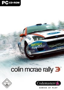 Colin McRae Rally 3.0 (niemiecki) (PC)