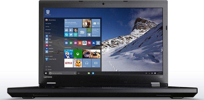 Lenovo ThinkPad L560, Core i7-6600U, 8GB RAM, 256GB SSD (20F10032GE)