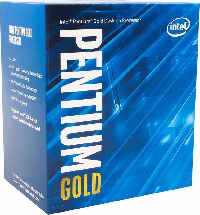 Intel Pentium Gold G5600, 2x 3.90GHz, boxed (BX80684G5600)